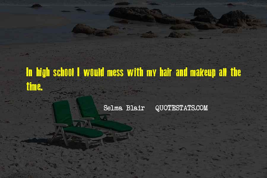 Time In School Quotes #93261
