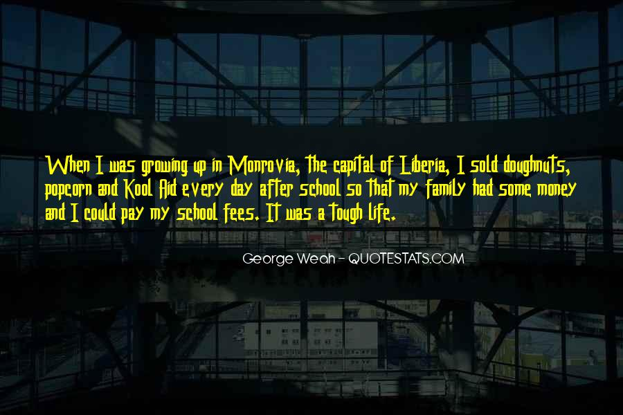 Quotes About George Weah #1147446