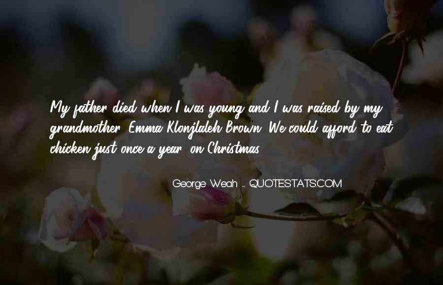 Quotes About George Weah #1281505