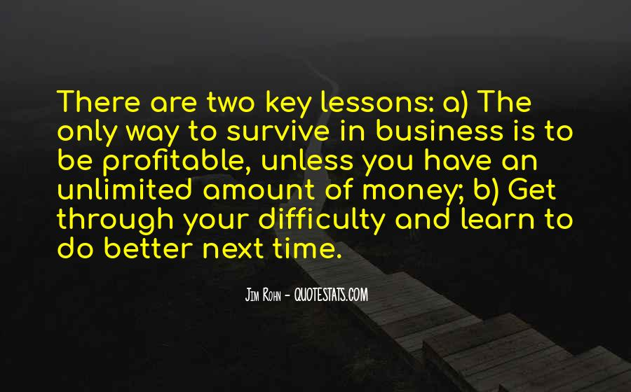 Time Is Better Than Money Quotes #190031