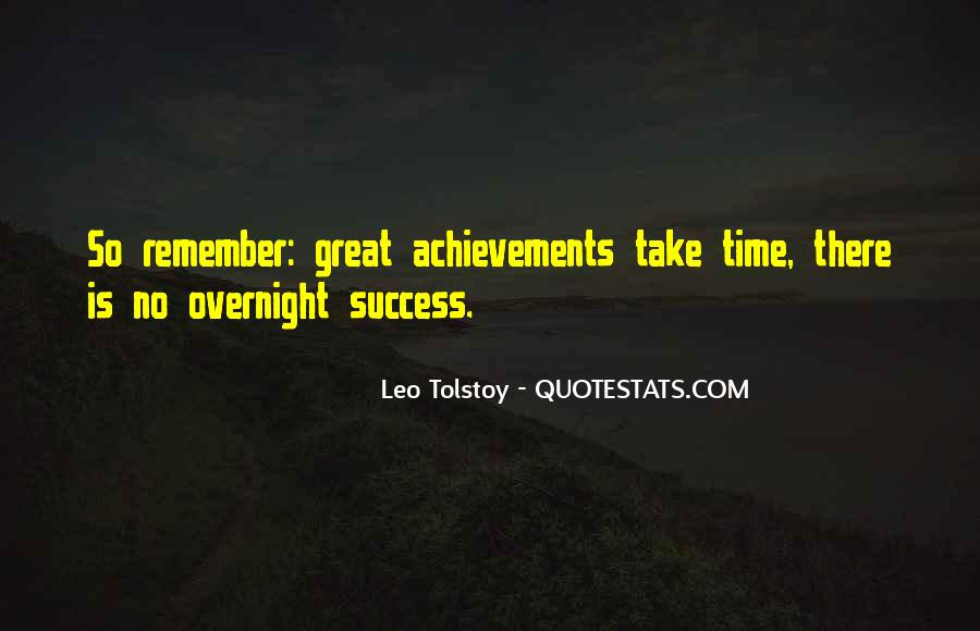 Time Is Great Quotes #14476