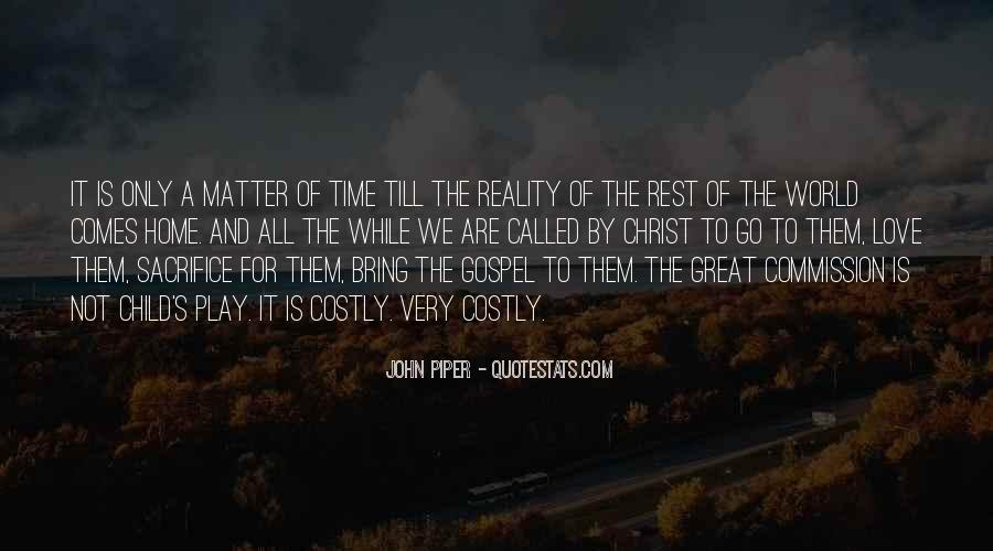 Time Is Great Quotes #24935