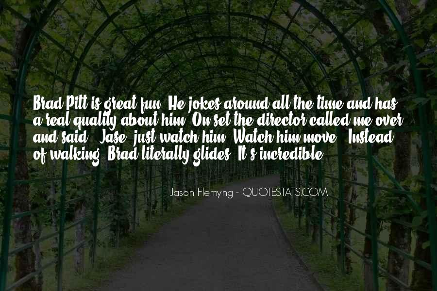 Time Is Great Quotes #25399