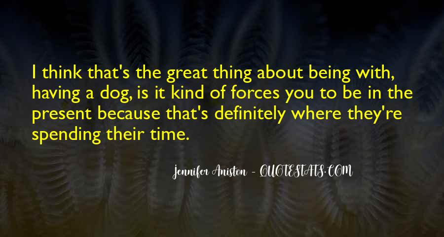 Time Is Great Quotes #27098