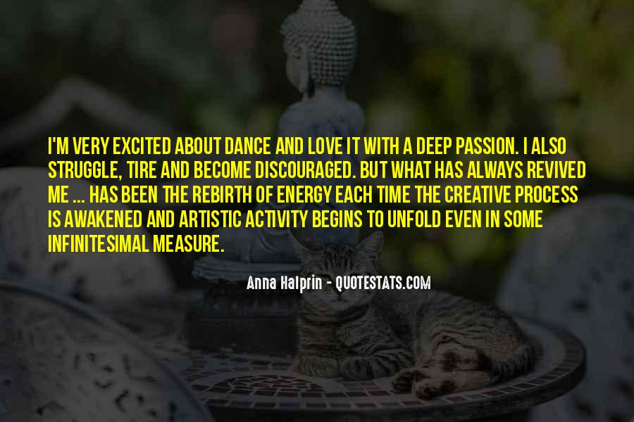 Time Is Not A Measure Of Love Quotes #1223096