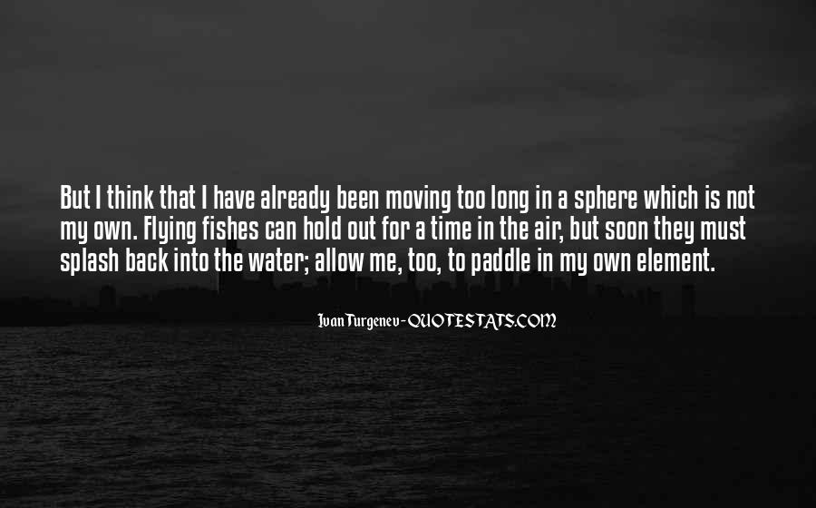 Time Not Moving Quotes #1007669