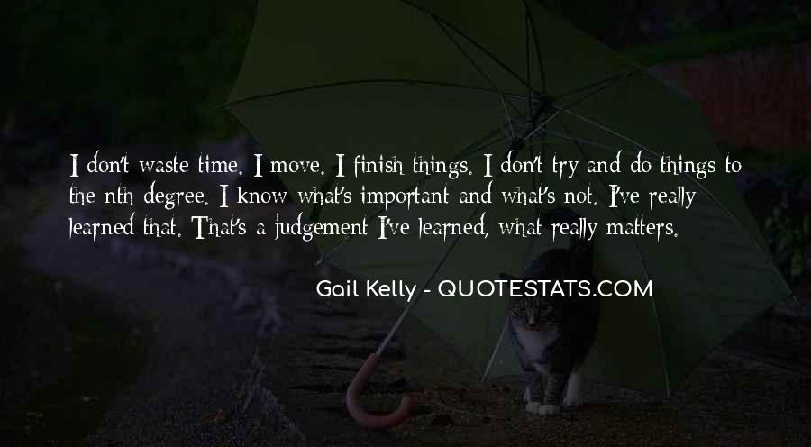 Time Not Moving Quotes #1154549