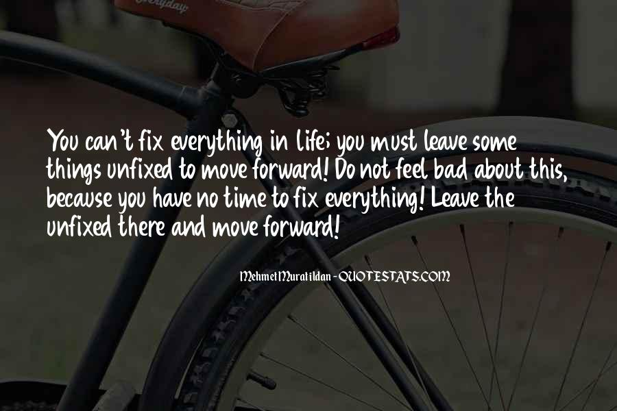 Time Not Moving Quotes #1214115