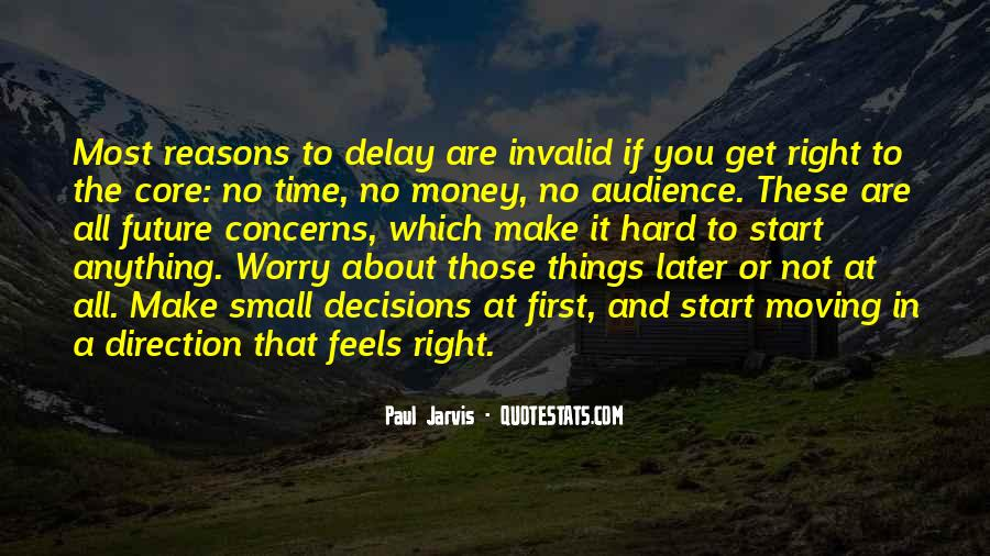Time Not Moving Quotes #1771544