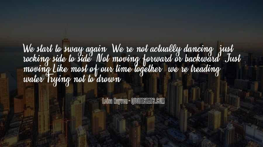 Time Not Moving Quotes #1840635