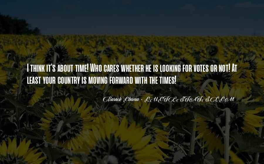 Time Not Moving Quotes #814737