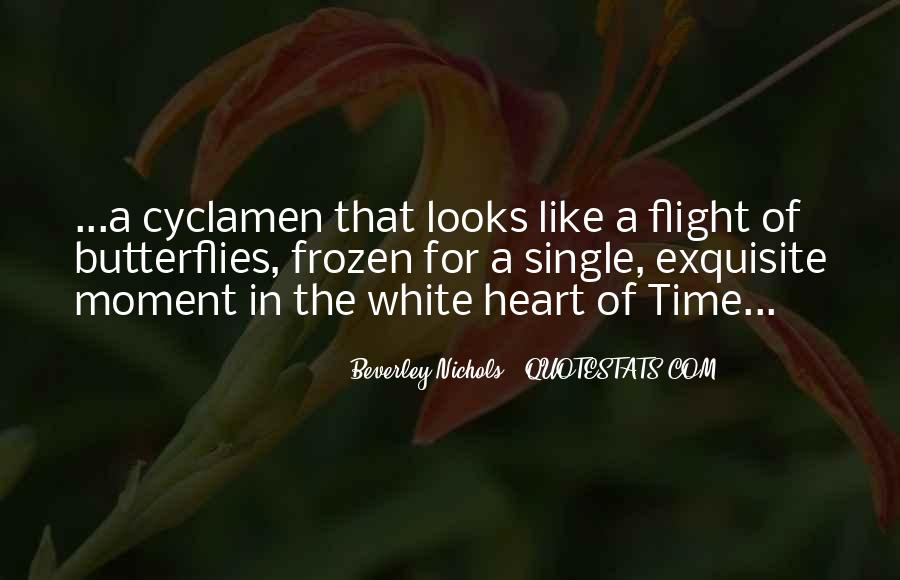 Time Of Butterflies Quotes #1385147