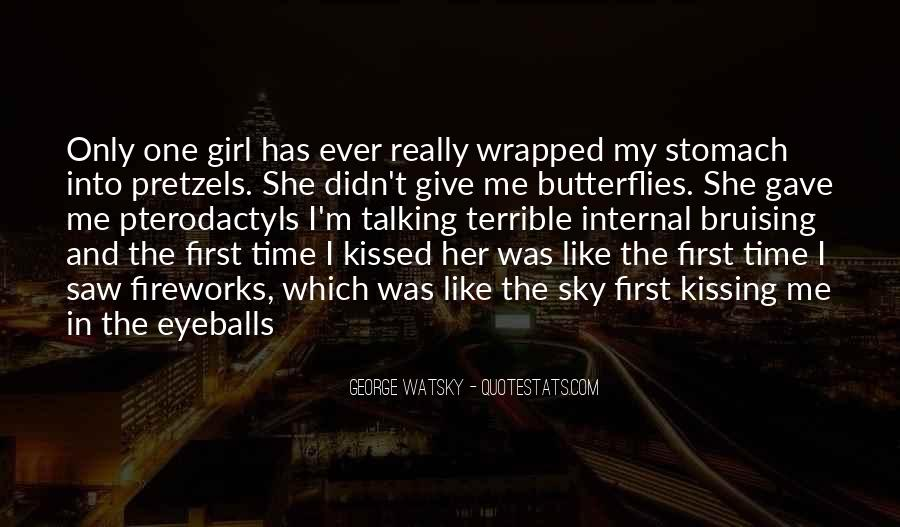 Time Of Butterflies Quotes #1389183