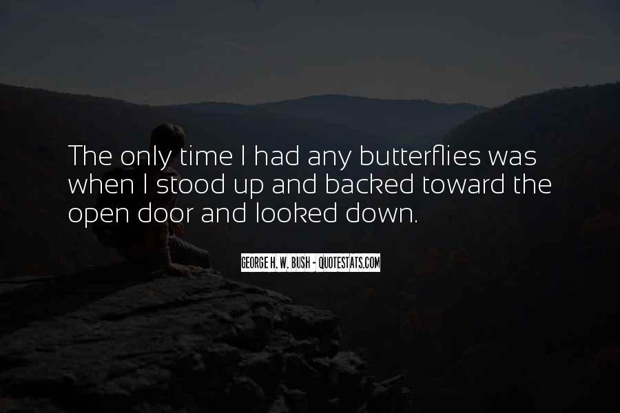 Time Of Butterflies Quotes #414287