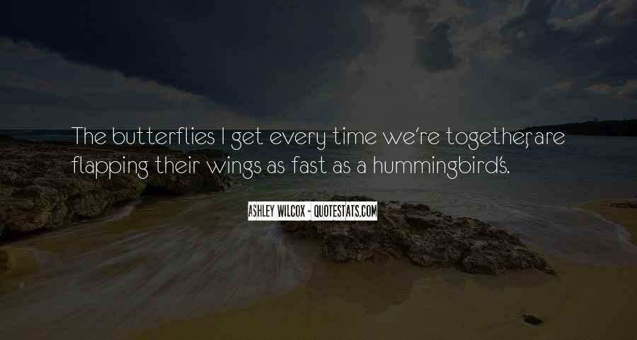 Time Of Butterflies Quotes #467671