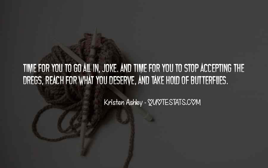 Time Of Butterflies Quotes #623811