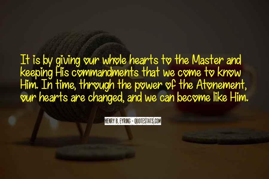 Time Of Giving Quotes #189707