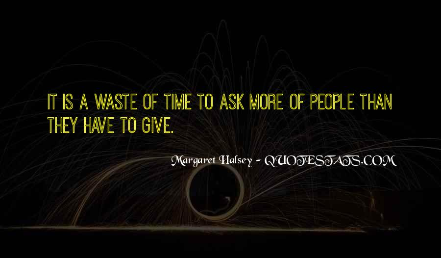Time Of Giving Quotes #228341