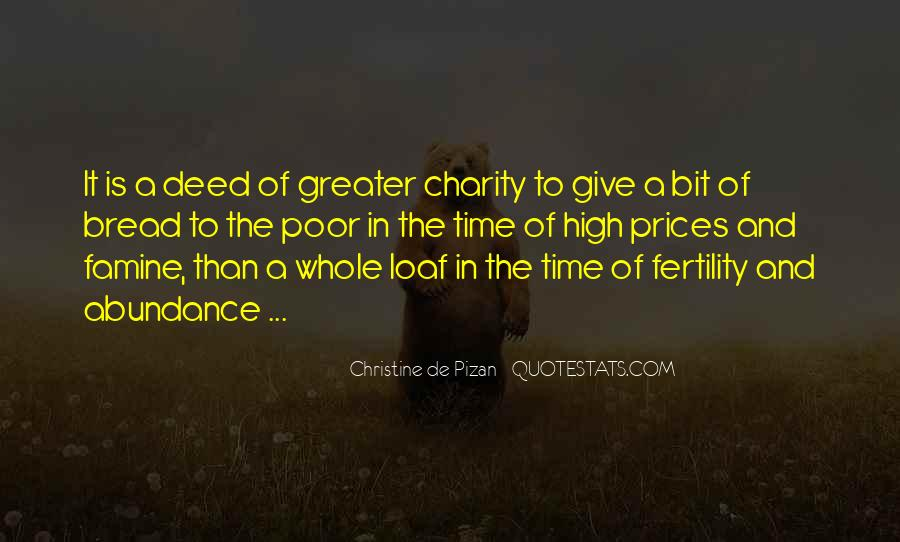 Time Of Giving Quotes #259575