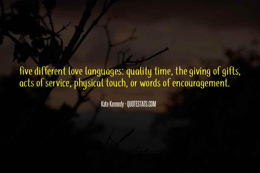 Time Of Giving Quotes #291821