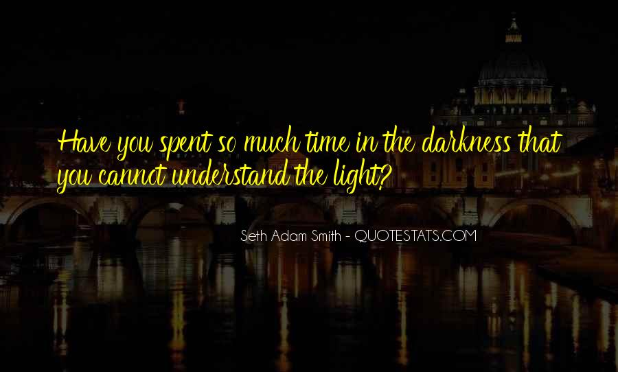 Time Spent With U Quotes #14535