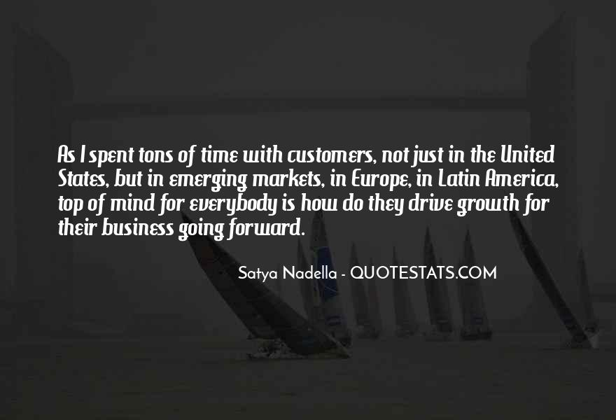 Time Spent With U Quotes #36082