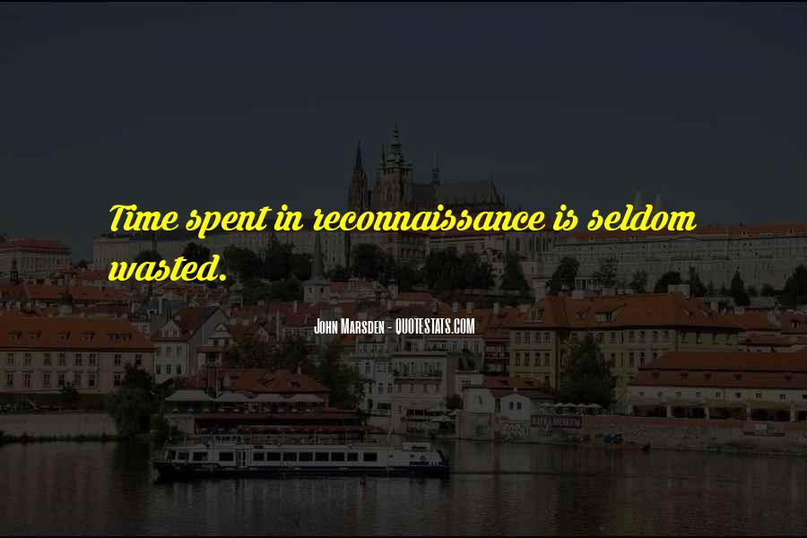 Time Spent With U Quotes #9083