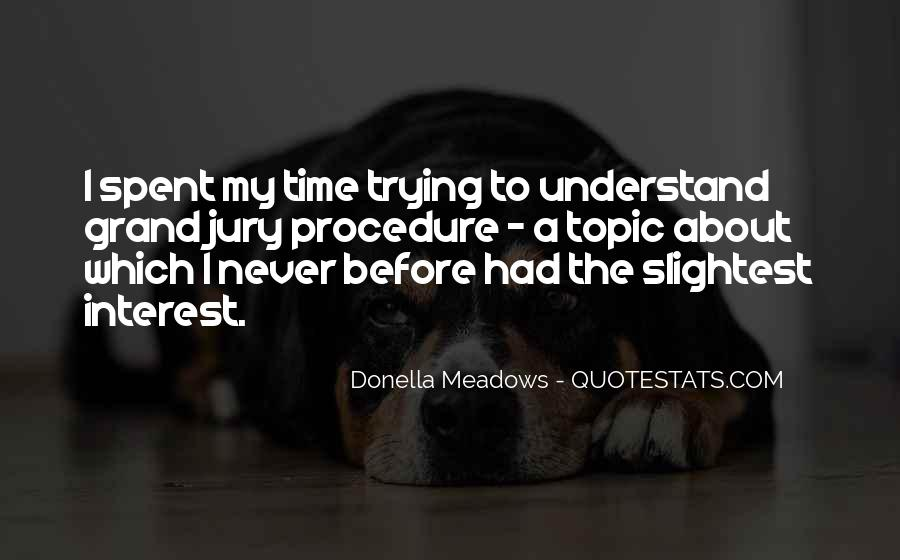 Time Spent With U Quotes #9612