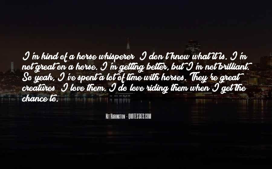 Time Spent With You Love Quotes #287233