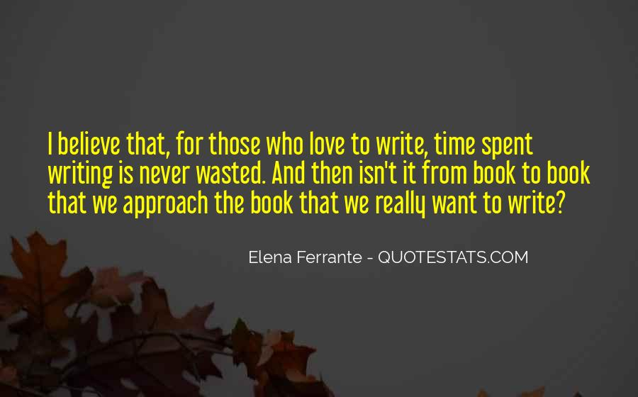Time Spent With You Love Quotes #85346