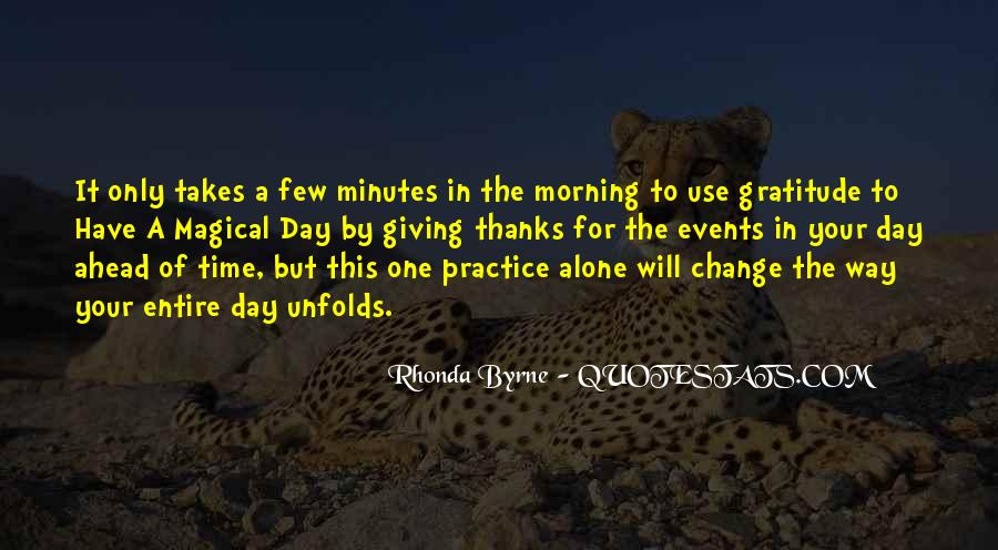 Time To Change Myself Quotes #32172