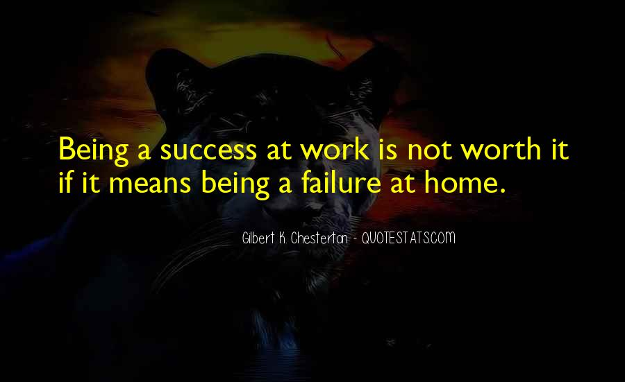 Quotes About Being At Work #157939