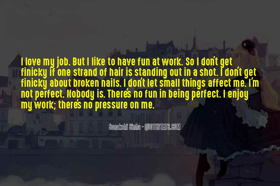 Quotes About Being At Work #180403