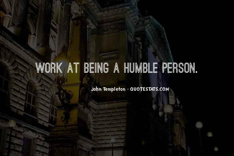 Quotes About Being At Work #288960