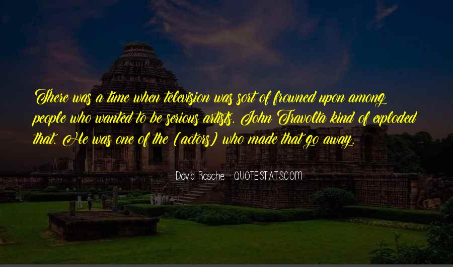 Time To Go Quotes #13834