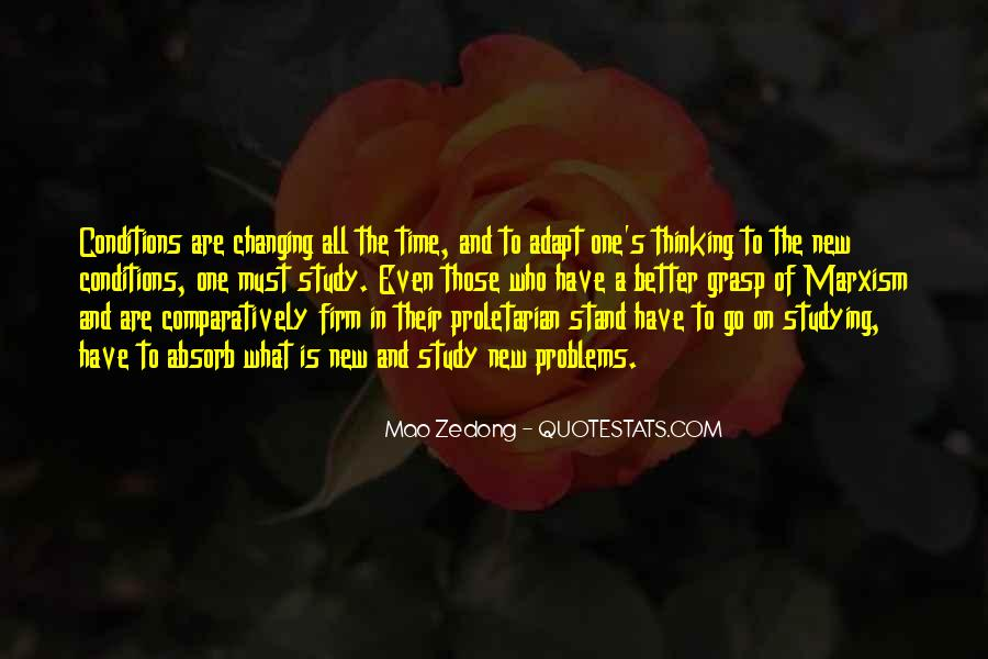 Time To Go Quotes #30328