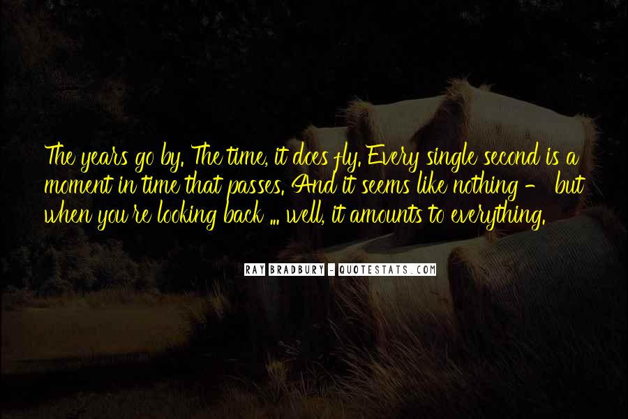 Time To Go Quotes #36884