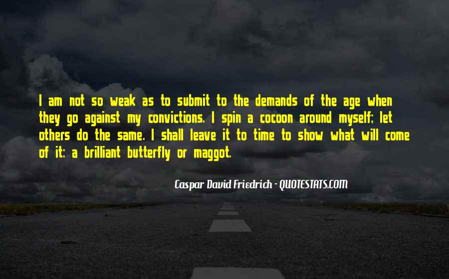 Time To Go Quotes #49658