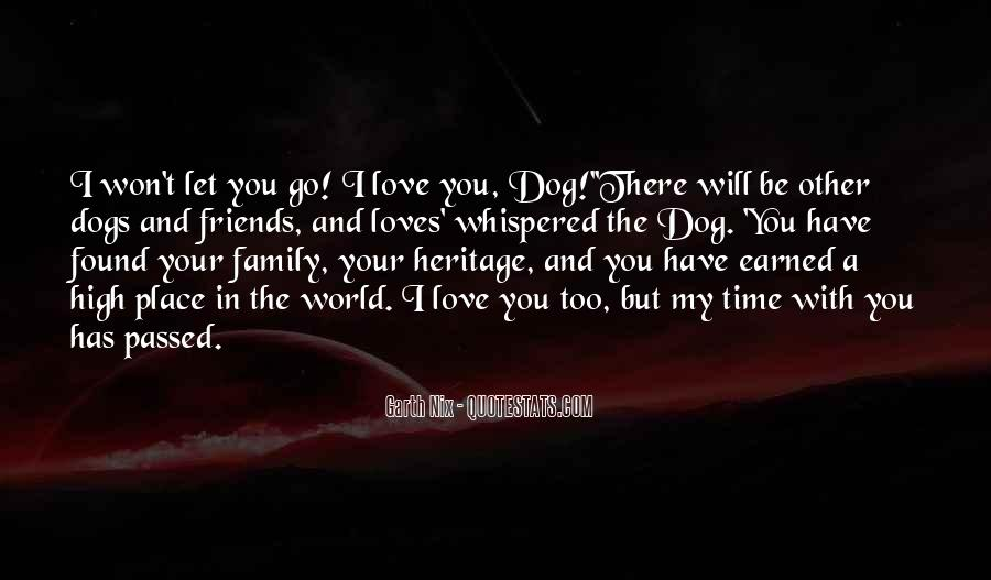 Time To Say Goodbye Love Quotes #1379713