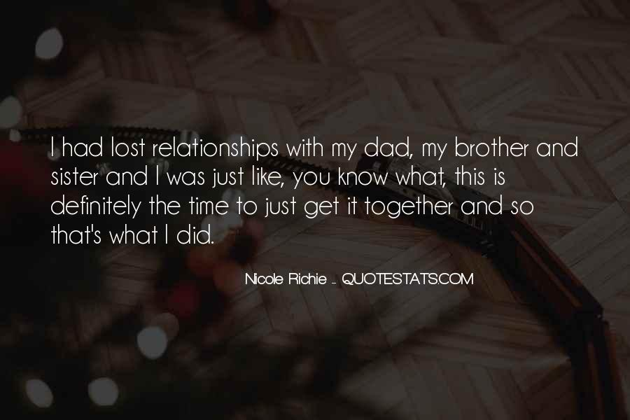 Time With Sister Quotes #551551