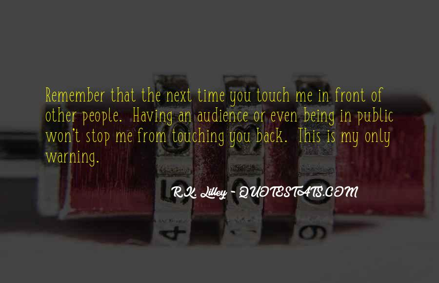Time Won't Stop Quotes #1625698