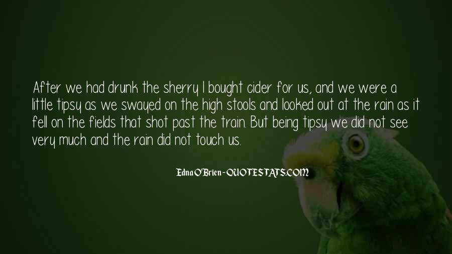 Tipsy Drunk Quotes #329651