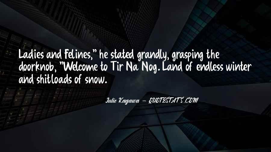 Tir Na Nog Quotes #533721