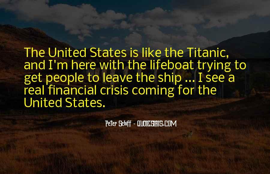 Titanic Lifeboat Quotes #1182109
