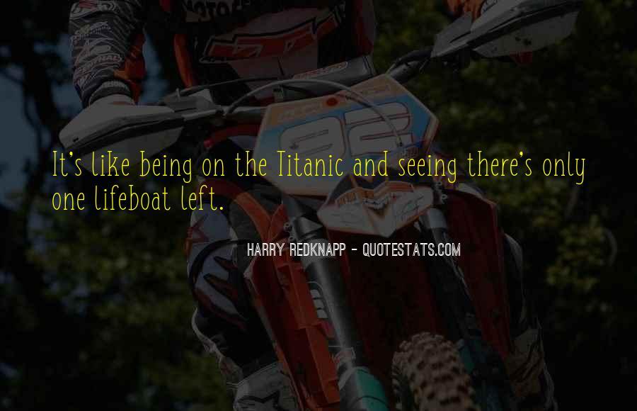 Titanic Lifeboat Quotes #306453