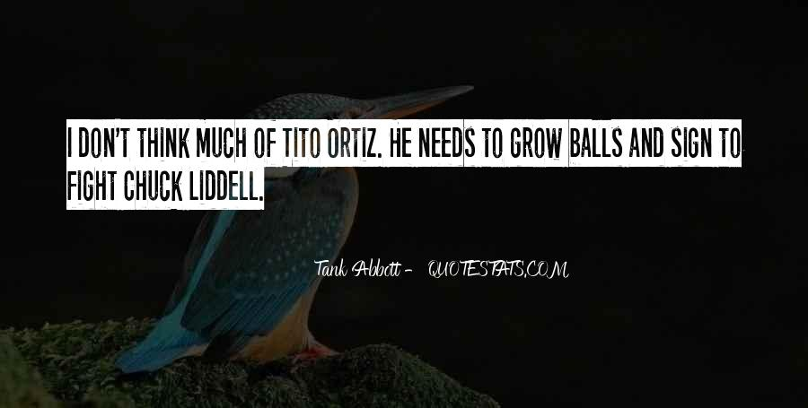 Tito's Quotes #201736