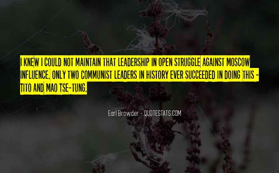 Tito's Quotes #215571