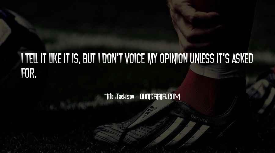 Tito's Quotes #268560