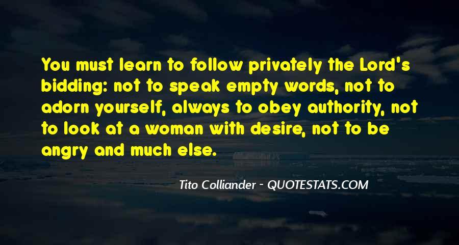 Tito's Quotes #467581