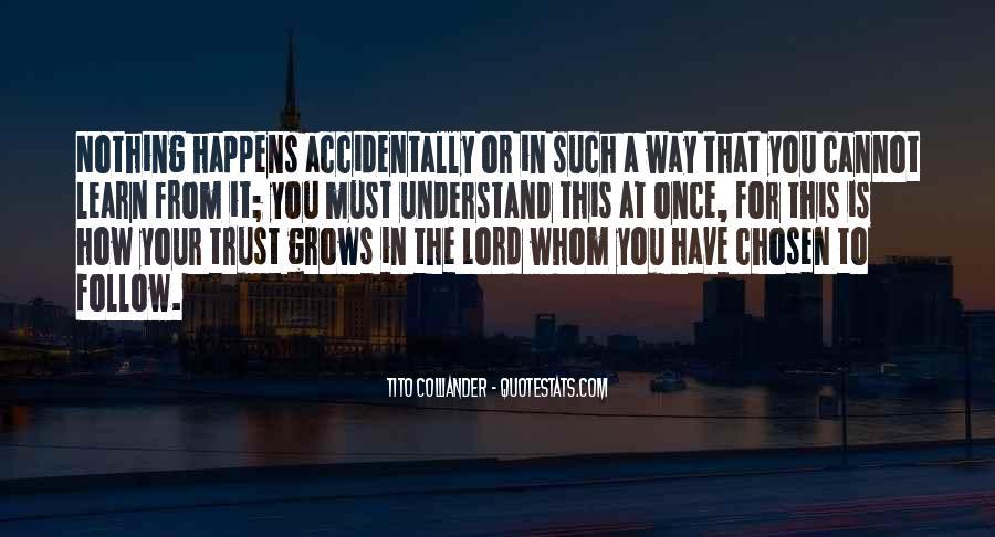 Tito's Quotes #470834